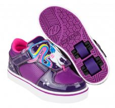 Heelys X2 Twister Grape/Purple/Hot Pink